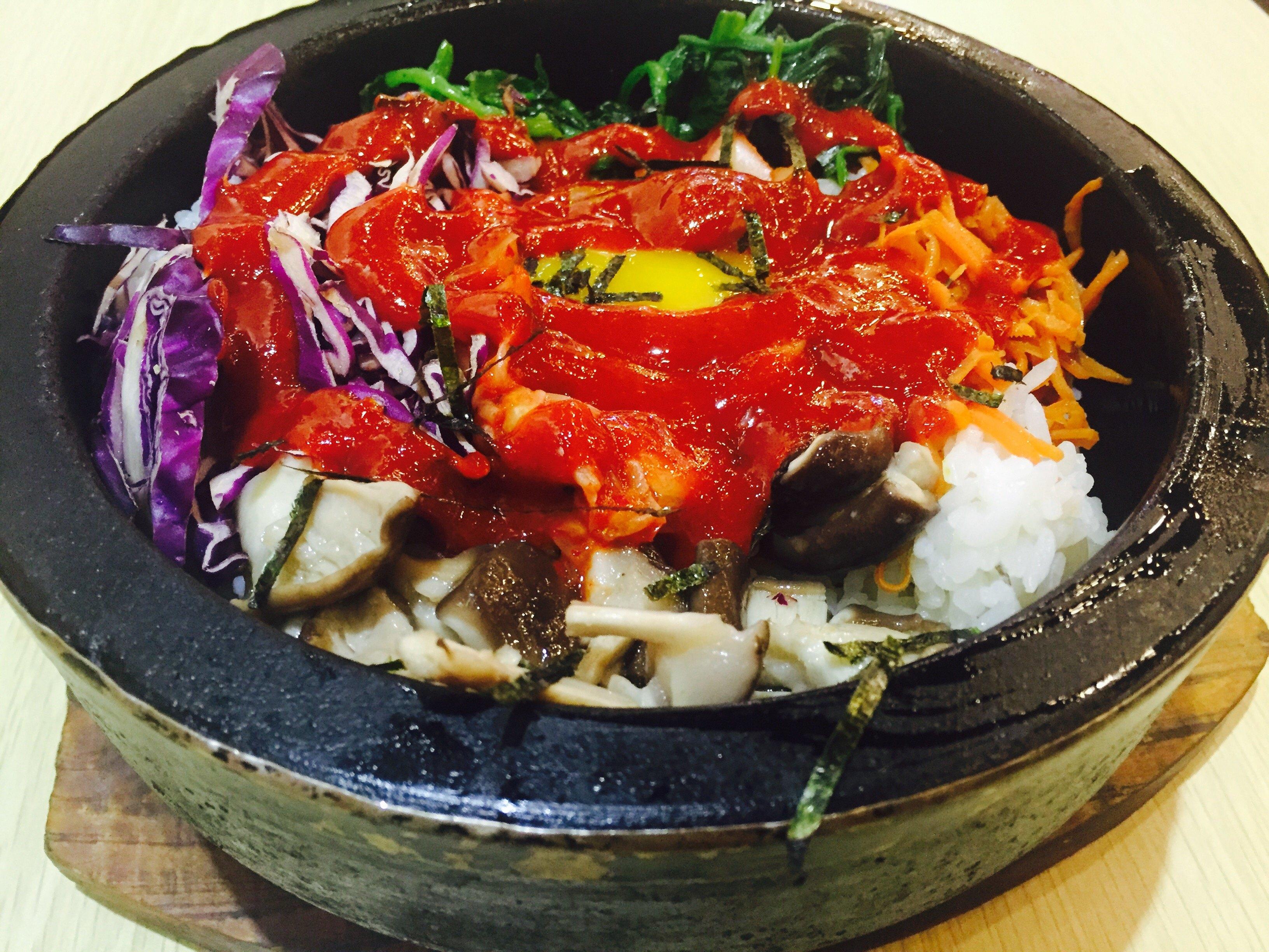 韩国料理-韩国萝卜块