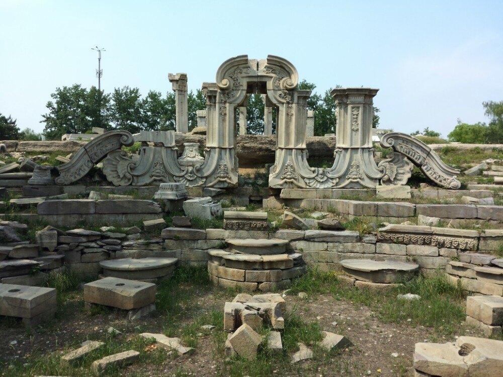 【携程攻略】北京圆明园好玩吗,北京圆明园景点怎么样