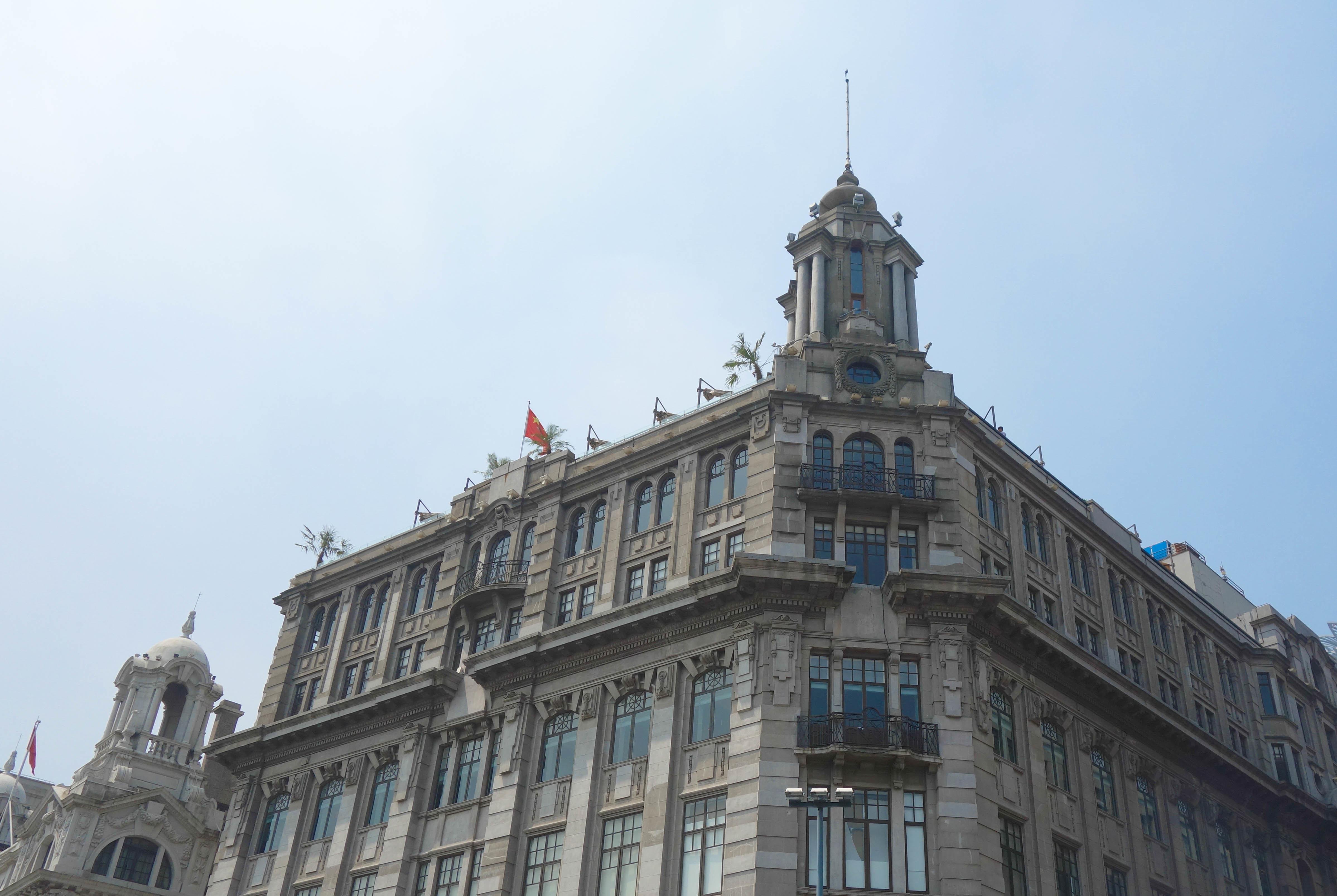 【携程攻略】上海外滩万国建筑博览群好玩吗,上海外滩