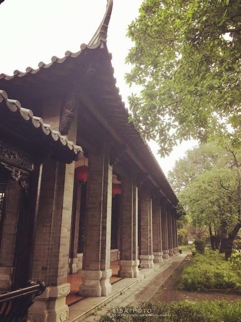 前全国最大的仿古建筑群落