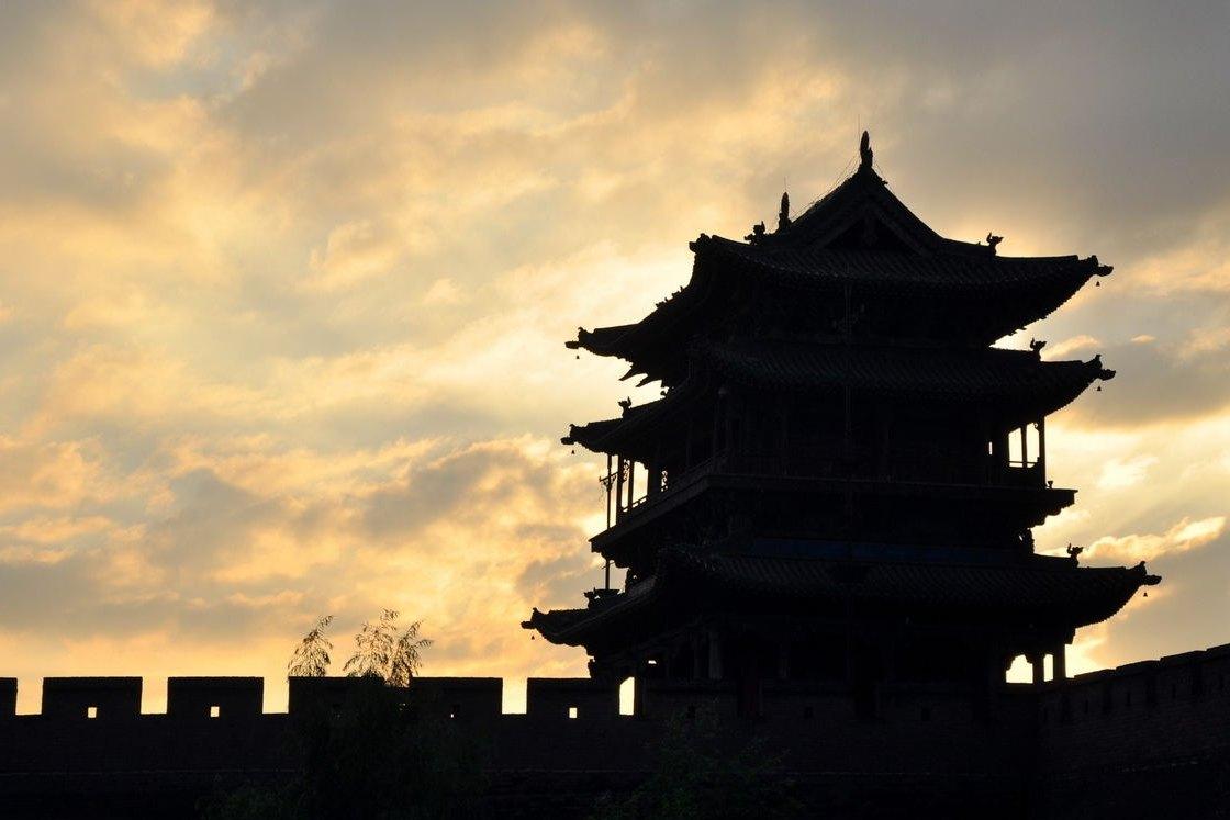 【携程攻略】山西平遥古城景点,平遥县位于山西省中部