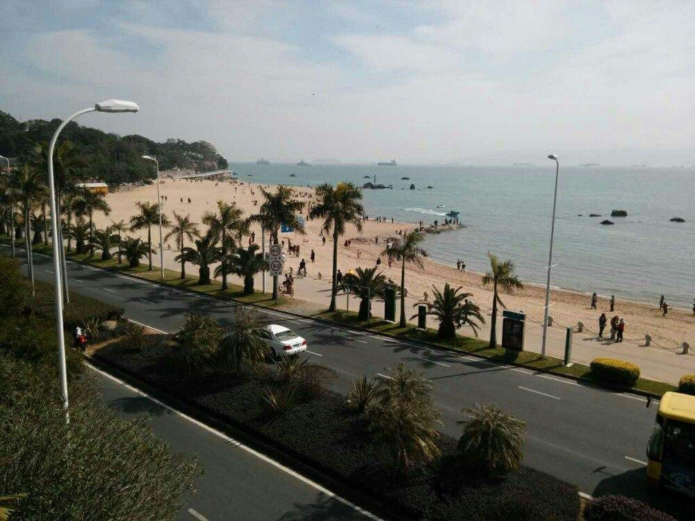 环岛路的风景