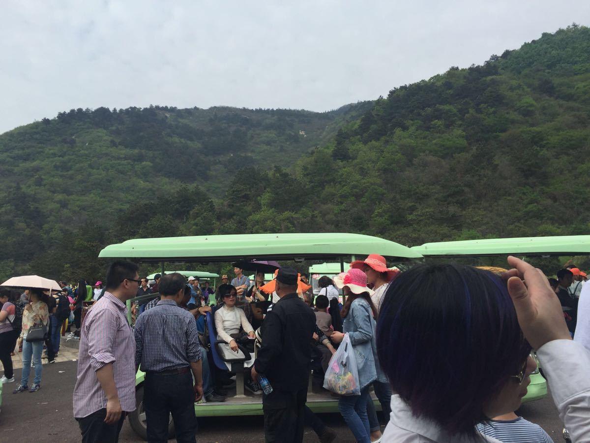 【携程攻略】湖北武汉木兰云雾山好玩吗
