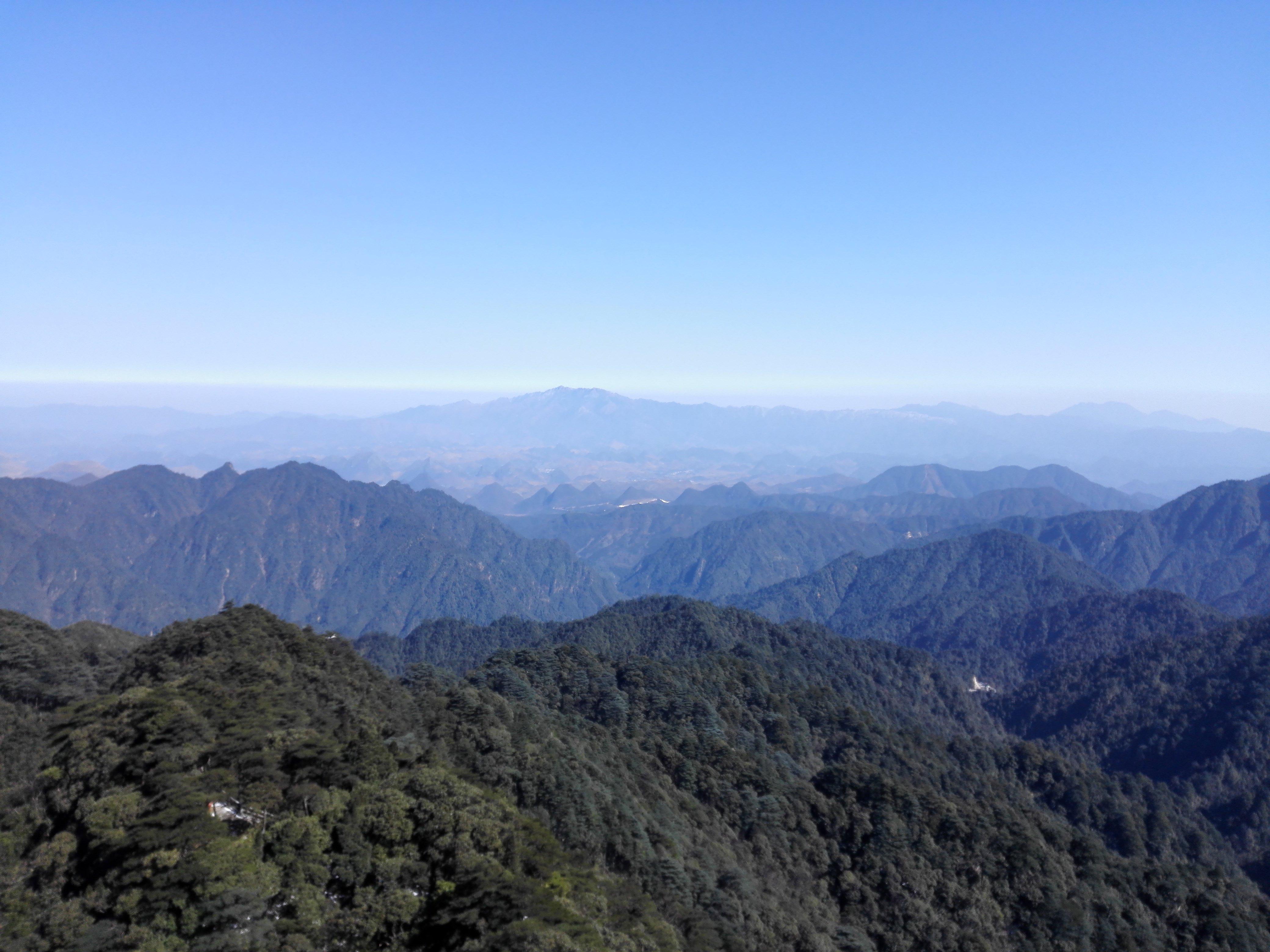 南岭国家森林公园旅游景点攻攻略略图痕剑新月第二轮图片