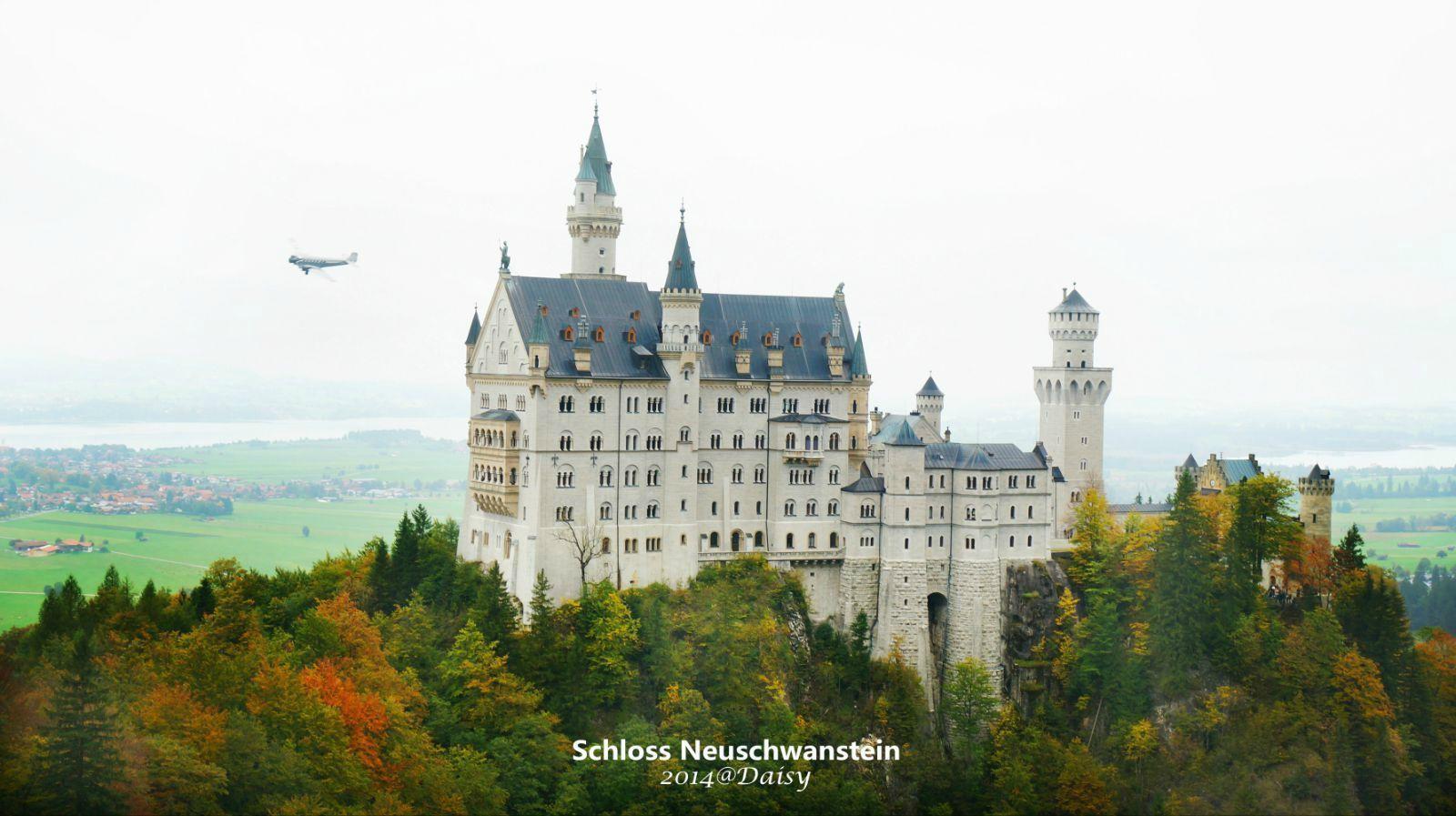 【携程攻略】巴伐利亚福森新天鹅堡好玩吗,福森新天鹅