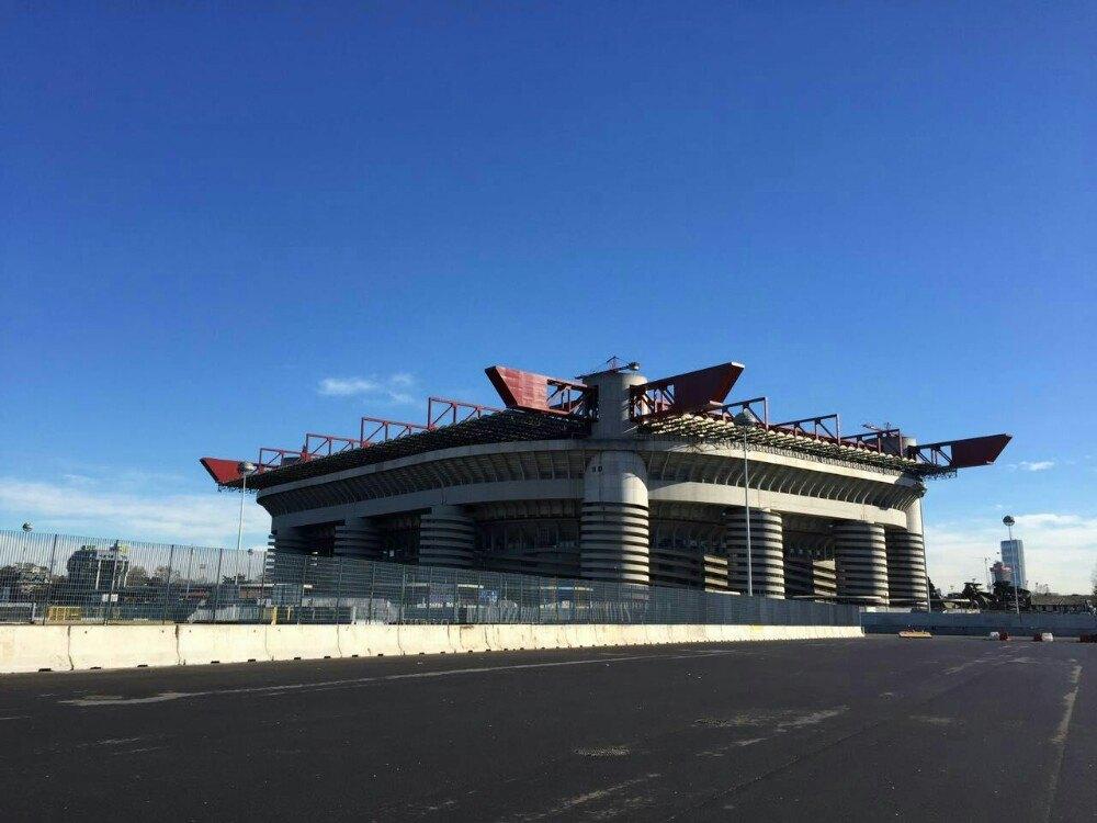 圣西羅足球場圖片