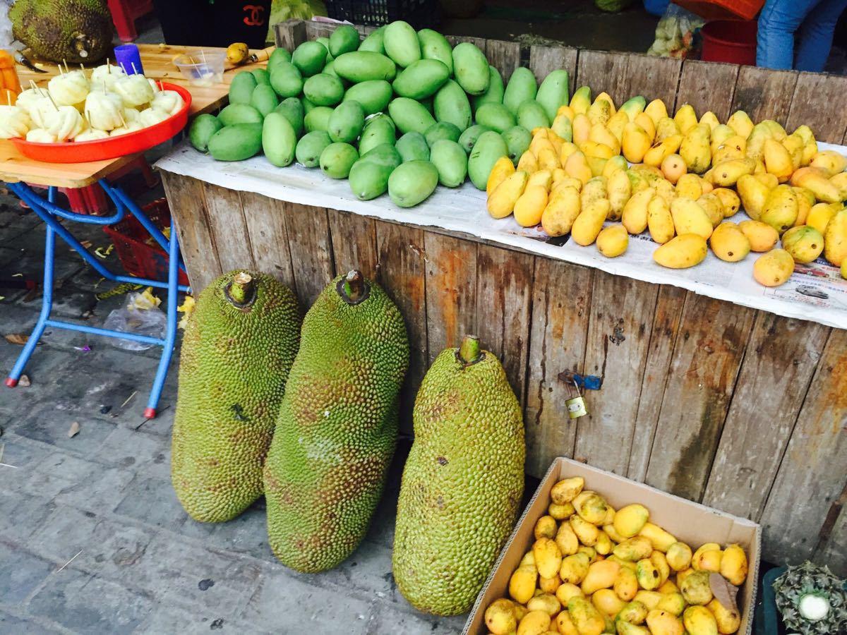 百织布制作的水果作品图片