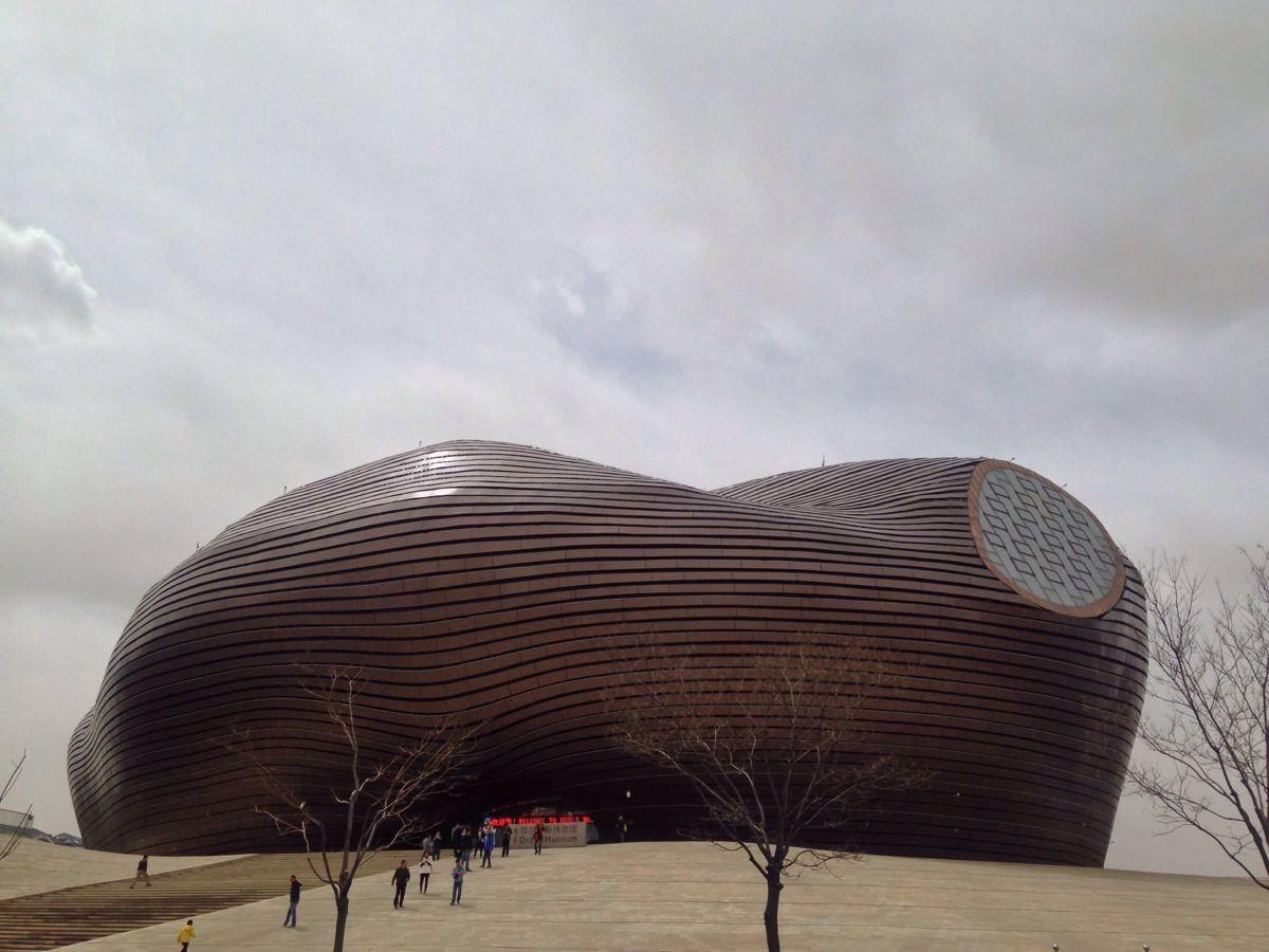 鄂尔多斯博物馆