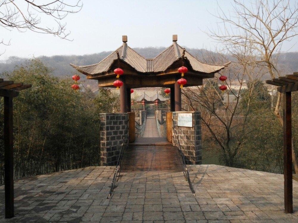 【携程攻略】江苏铁山寺国家森林公园景点图片