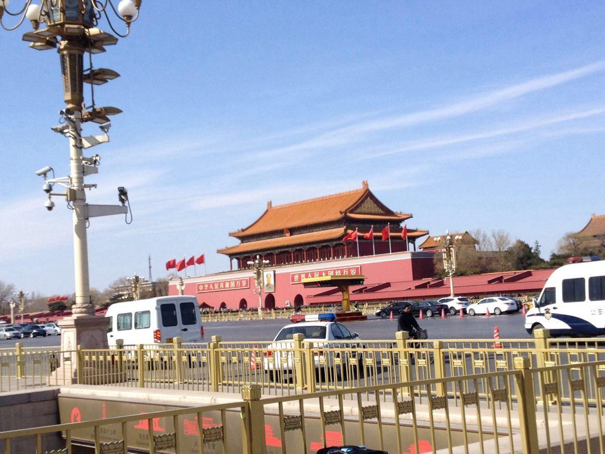 【携程攻略】北京天安门广场好玩吗,北京天安门广场样