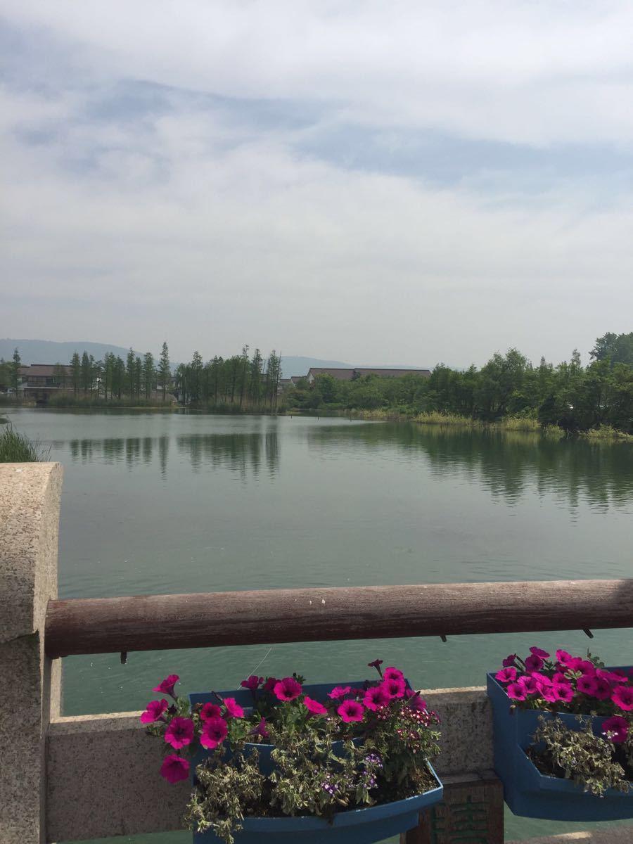 【携程攻略】江苏苏州常熟尚湖风景区好玩吗,江苏尚湖
