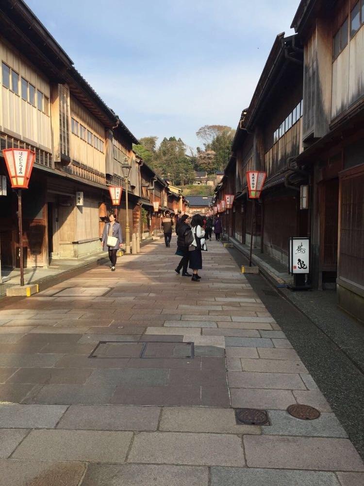 嘿嘿东茶屋街就像日本