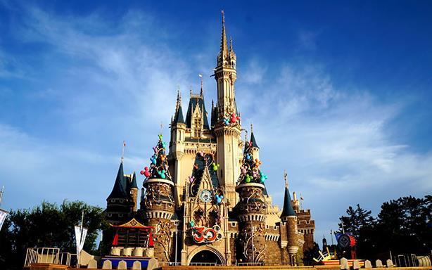 东京迪士尼计划将园区面积扩大三成