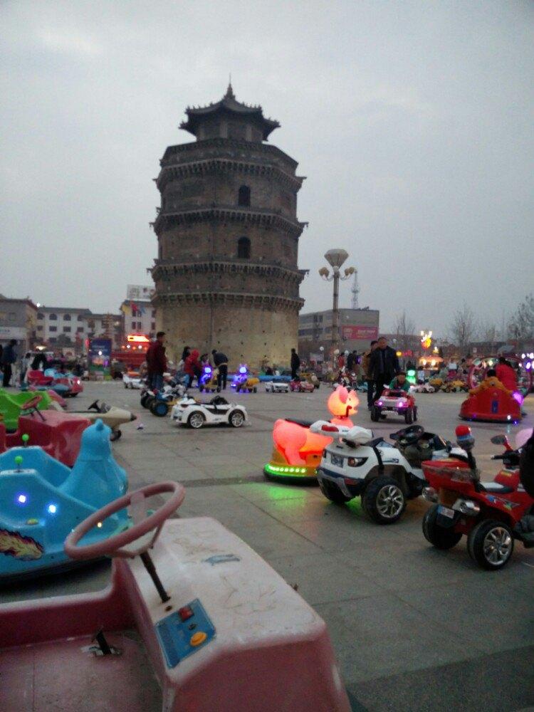 【携程攻略】山东菏泽郓城唐塔好玩吗,山东唐塔景点样图片