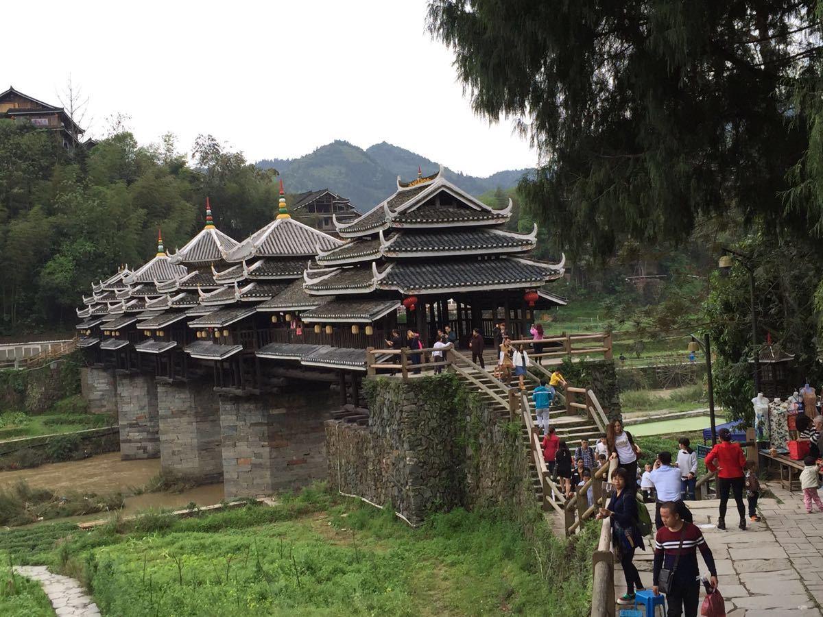 三江程阳风雨桥怎么样