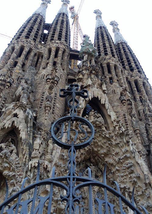圣家族大教堂景点
