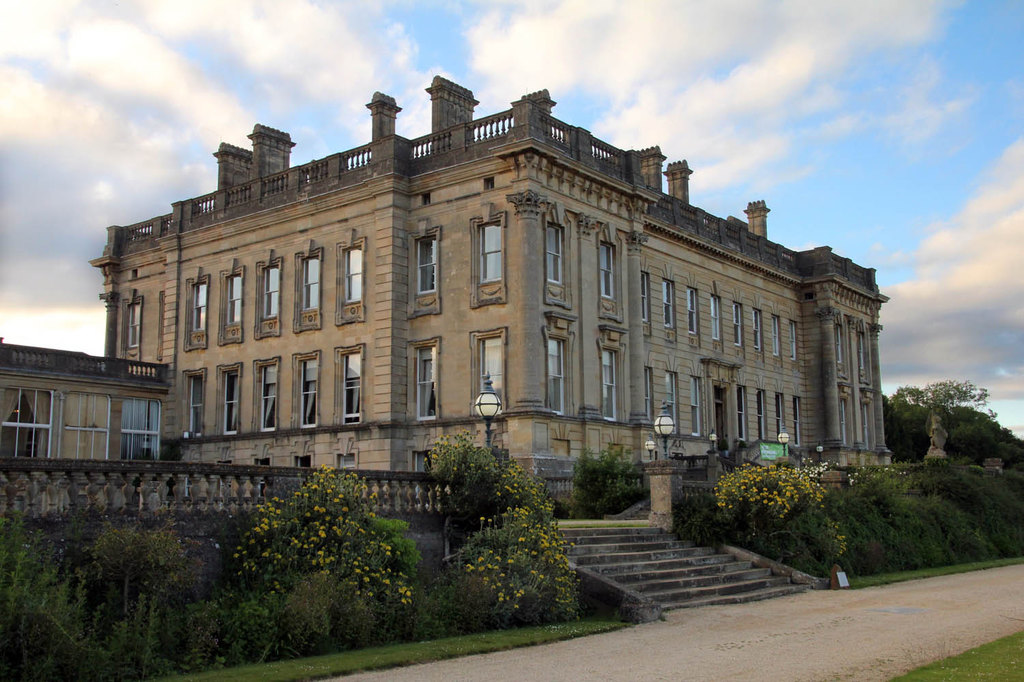 英国纪游(二)城堡行宫和庄园图片