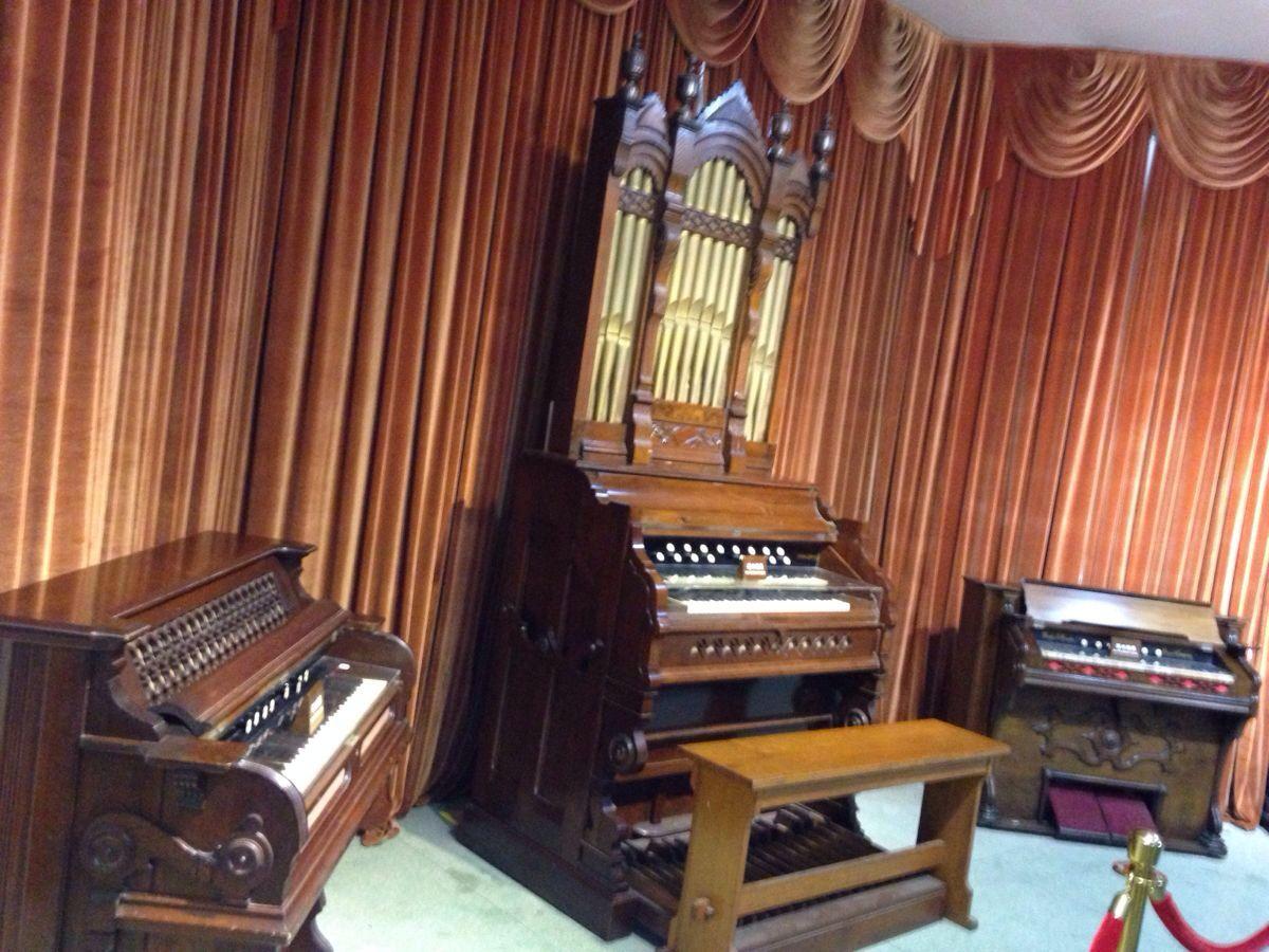 风琴博物馆好玩吗图片