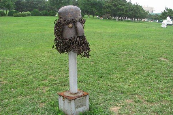 漫步青岛雕塑园