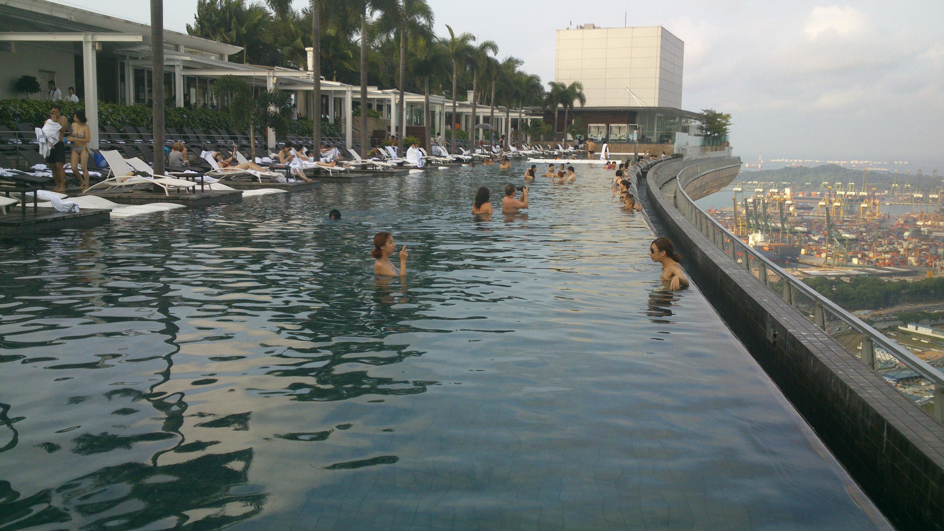 singapore(新加坡滨海湾金沙