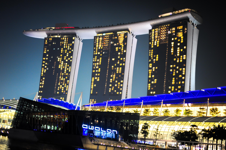 新加坡 环球影城 金沙酒店
