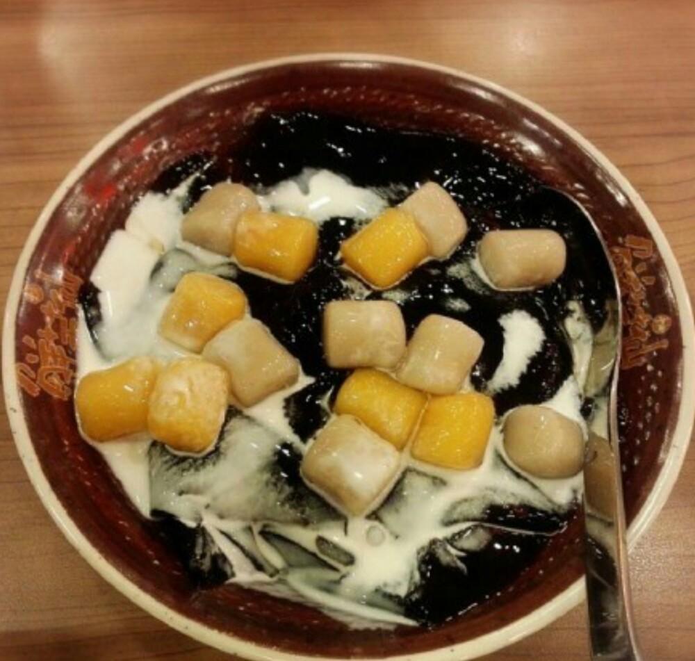 美好的食物鲜芋仙