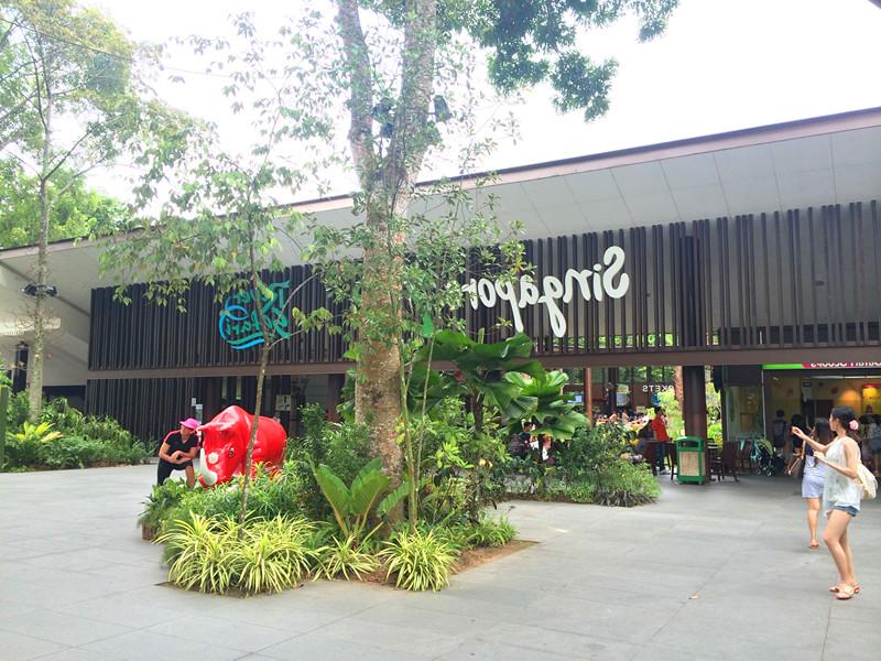 【携程攻略】新加坡新加坡动物园适合朋友出游旅游吗