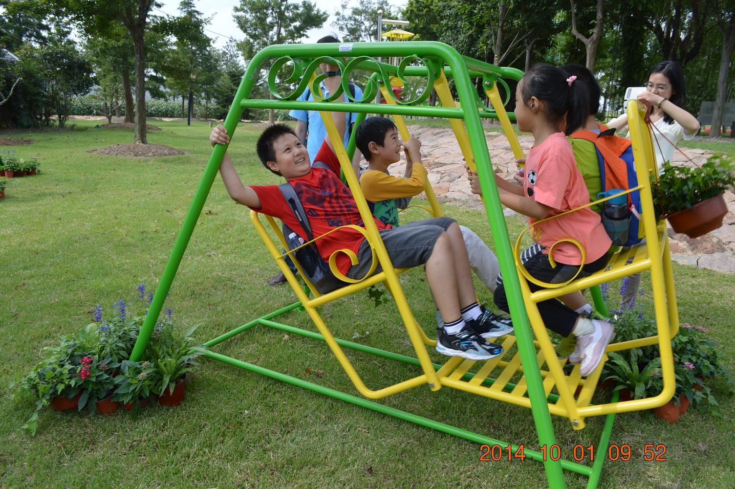 辰山植物园-儿童乐园