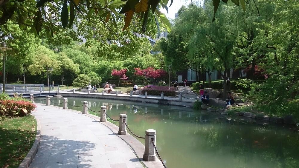 上海徐家汇公园