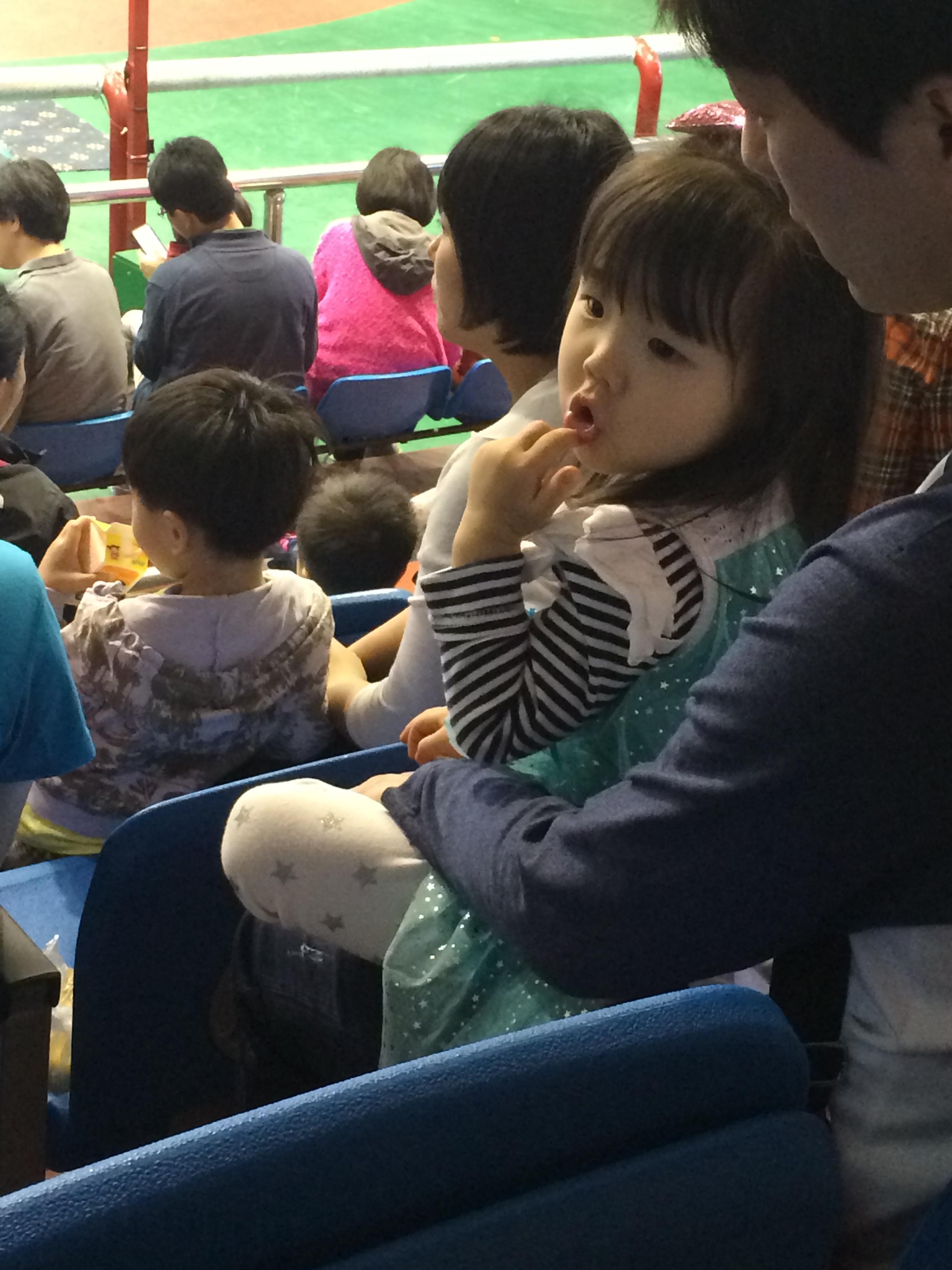 可爱的韩国小朋友