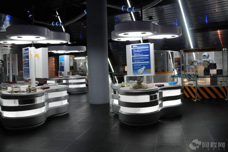 机器人展厅