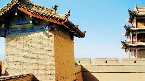 东瓮城和西瓮城