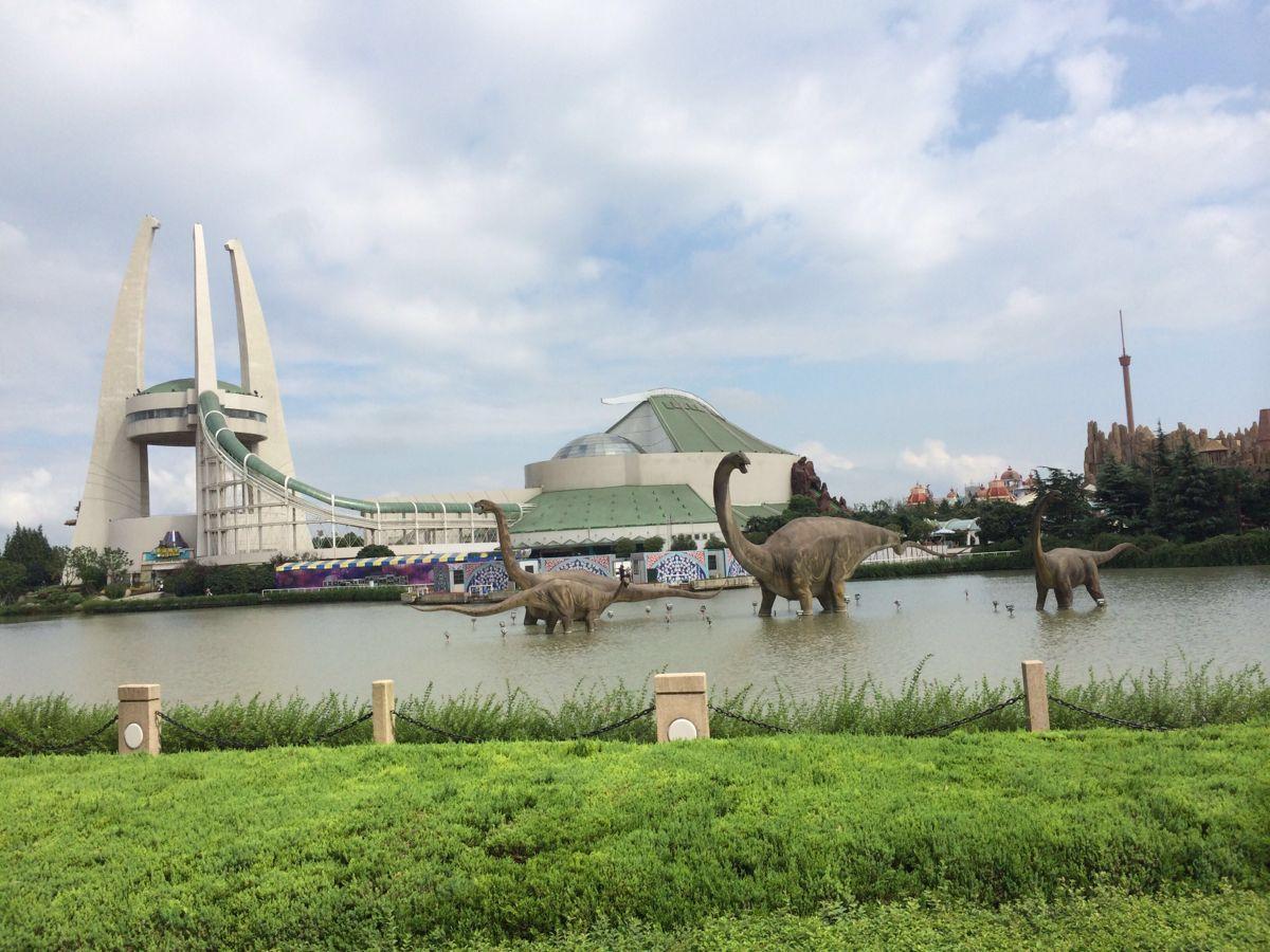 中华恐龙园在哪里