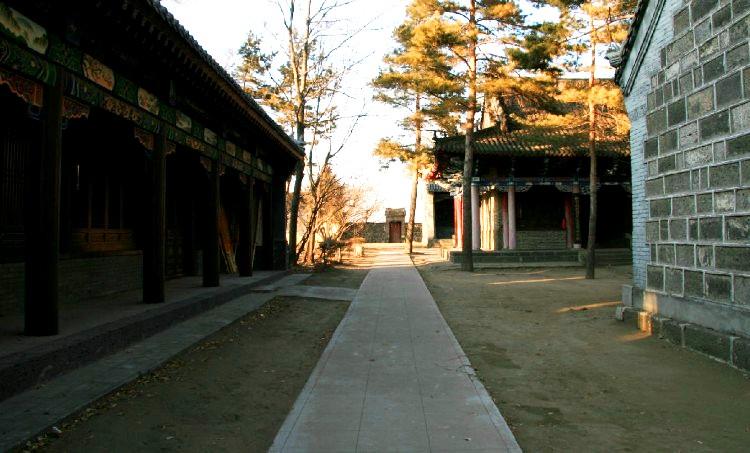 渤海国上京龙泉府宫城遗址
