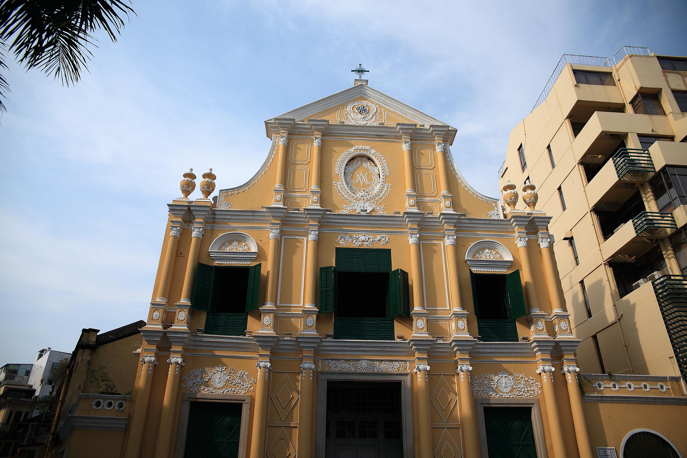 各种充满历史感的欧式建筑,值得一看