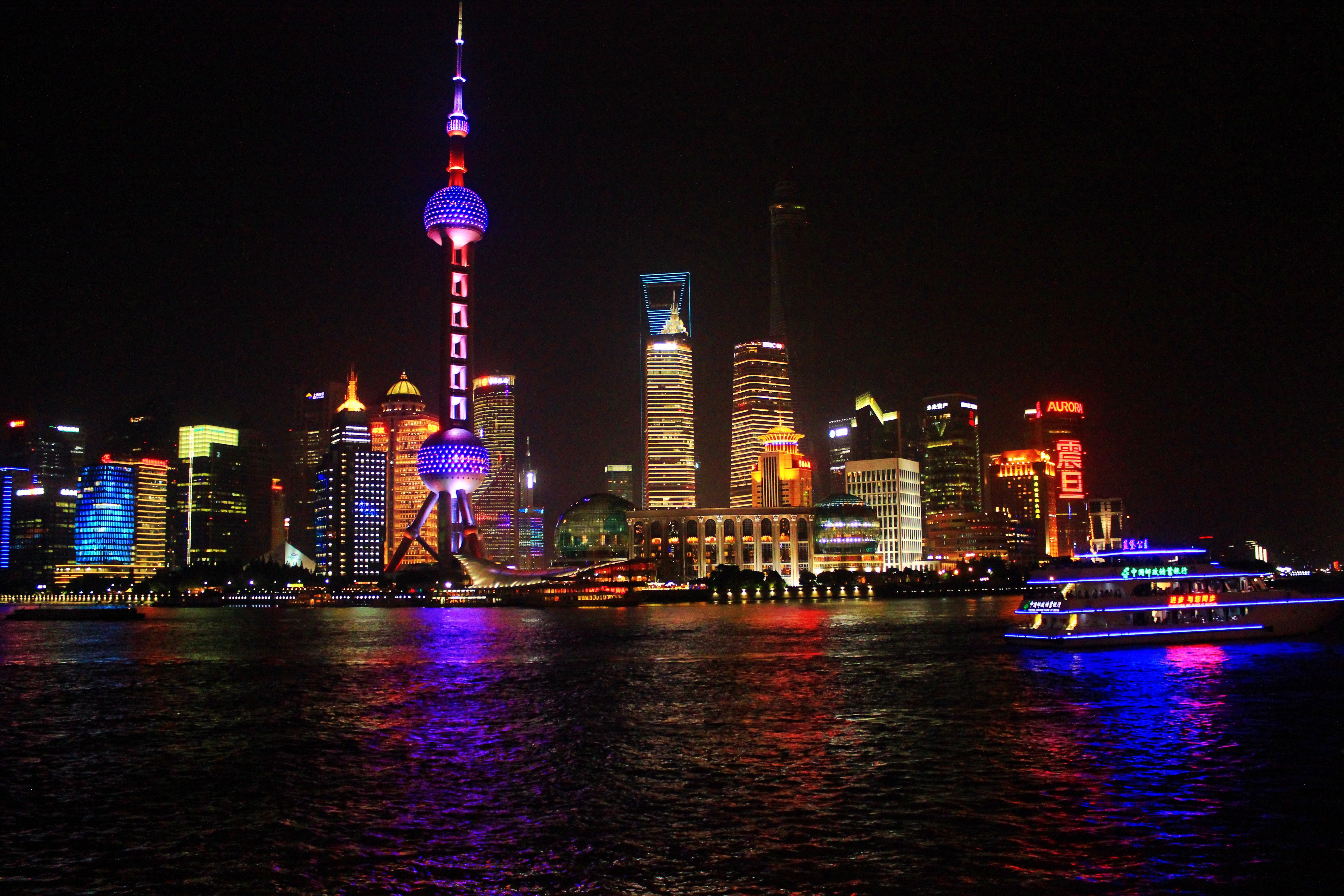 【携程攻略】上海外滩适合单独旅行旅游吗