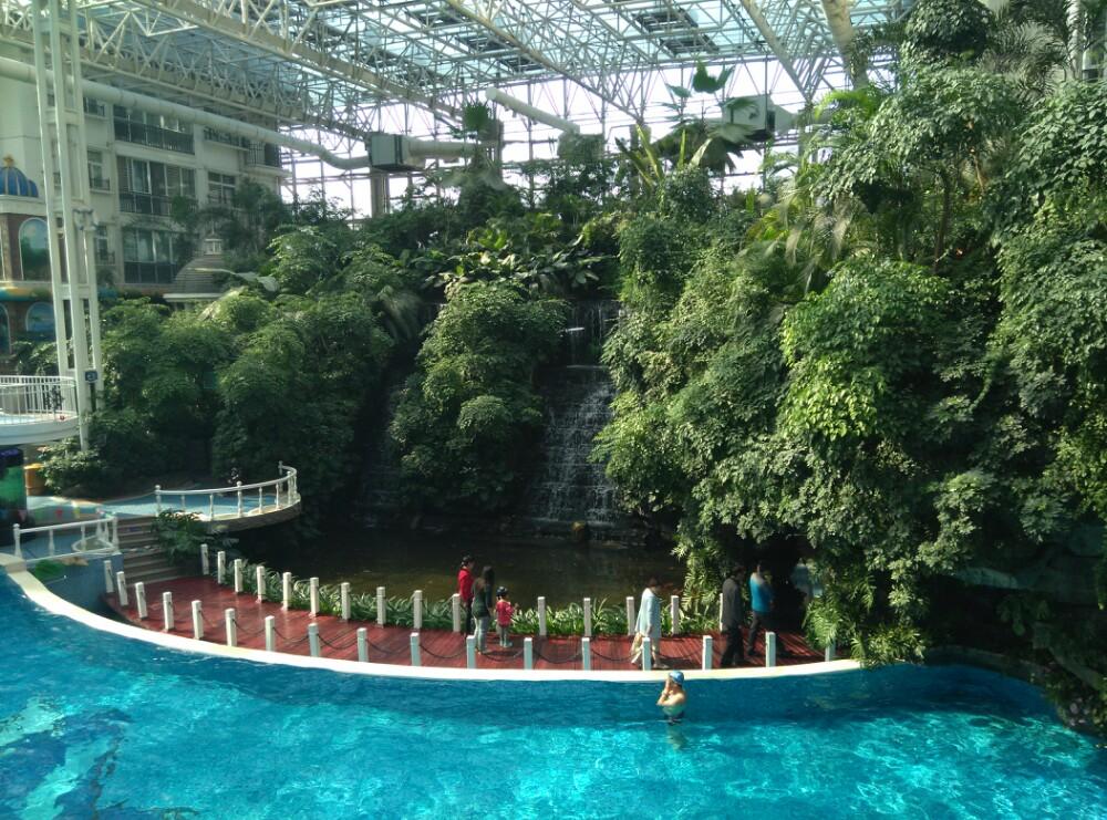 石家庄联邦空中花园好玩吗,石家庄联邦空中花园景点样图片