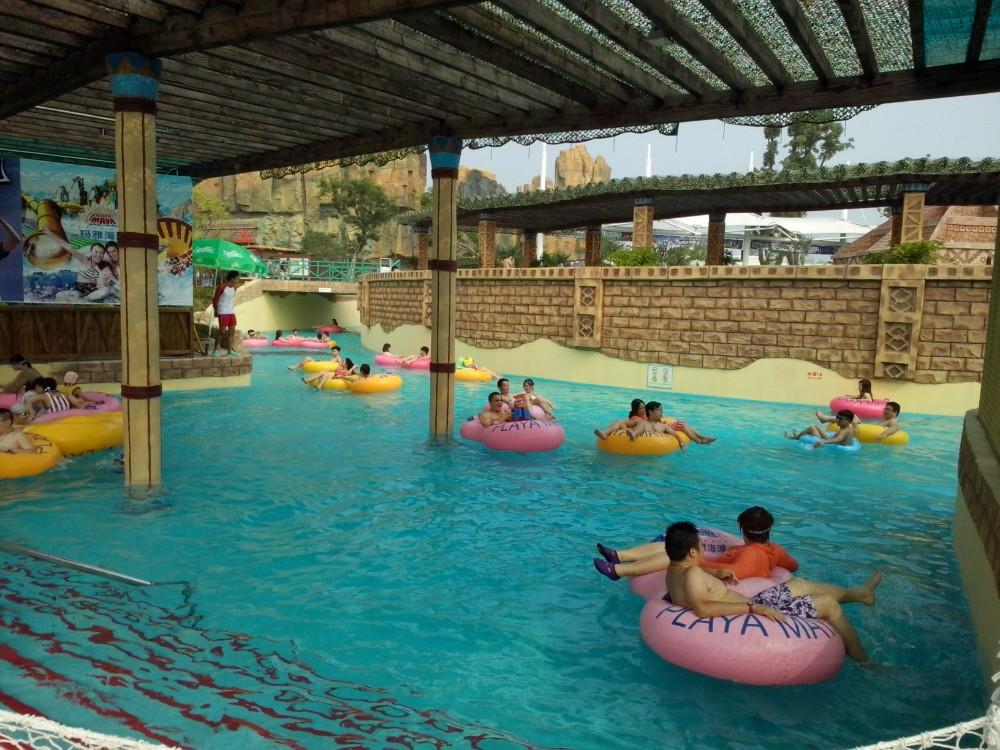 玛雅海滩水公园图片