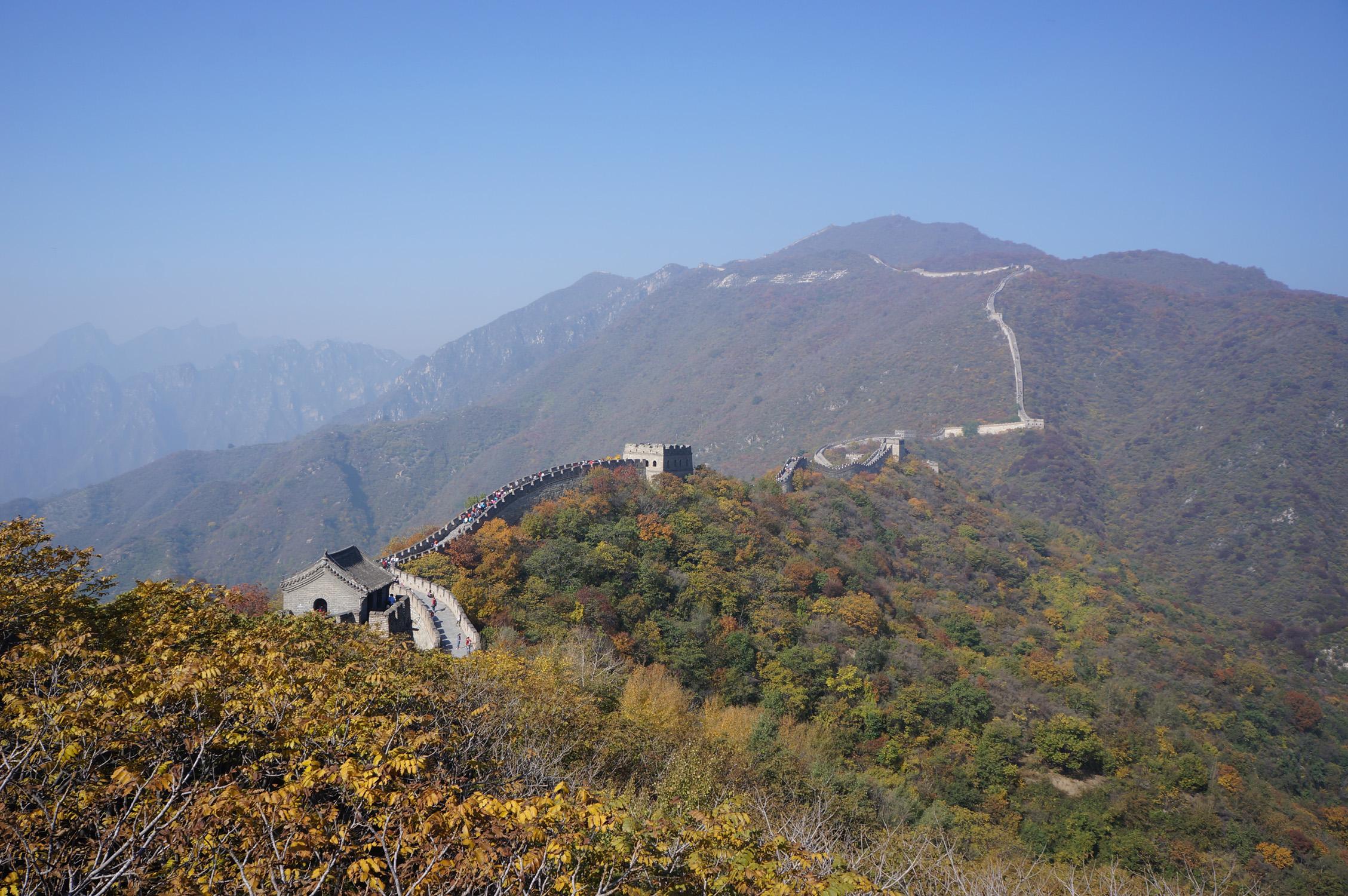 怎么去,怎么走):  北京市怀柔区渤海镇慕田峪村  标签: 旅游景点 风景