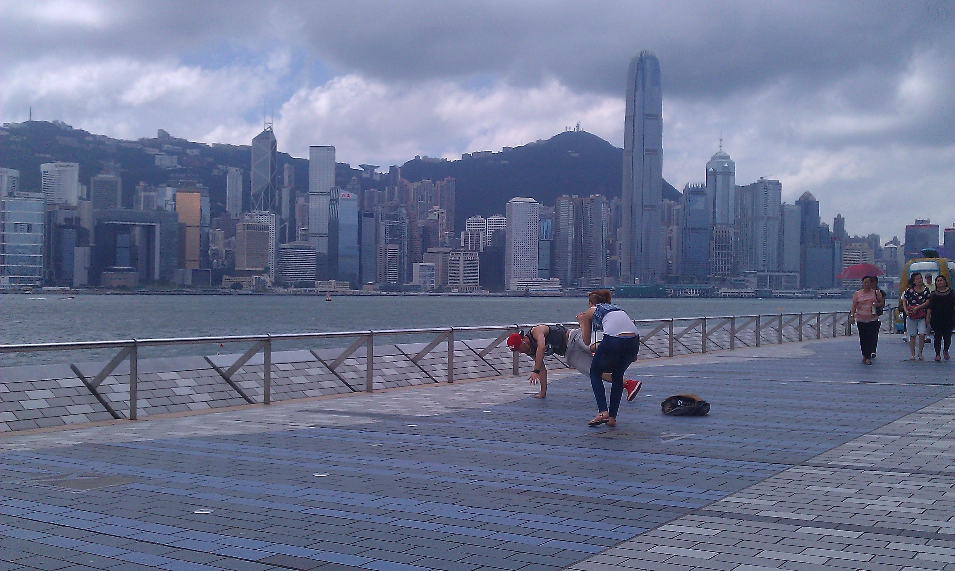 求11月初结伴香港澳门旅游朋友