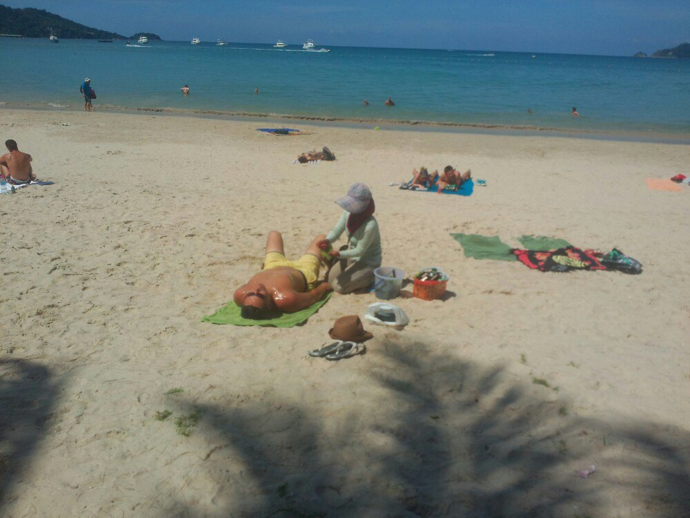 【携程攻略】普吉岛芭东海滩景点