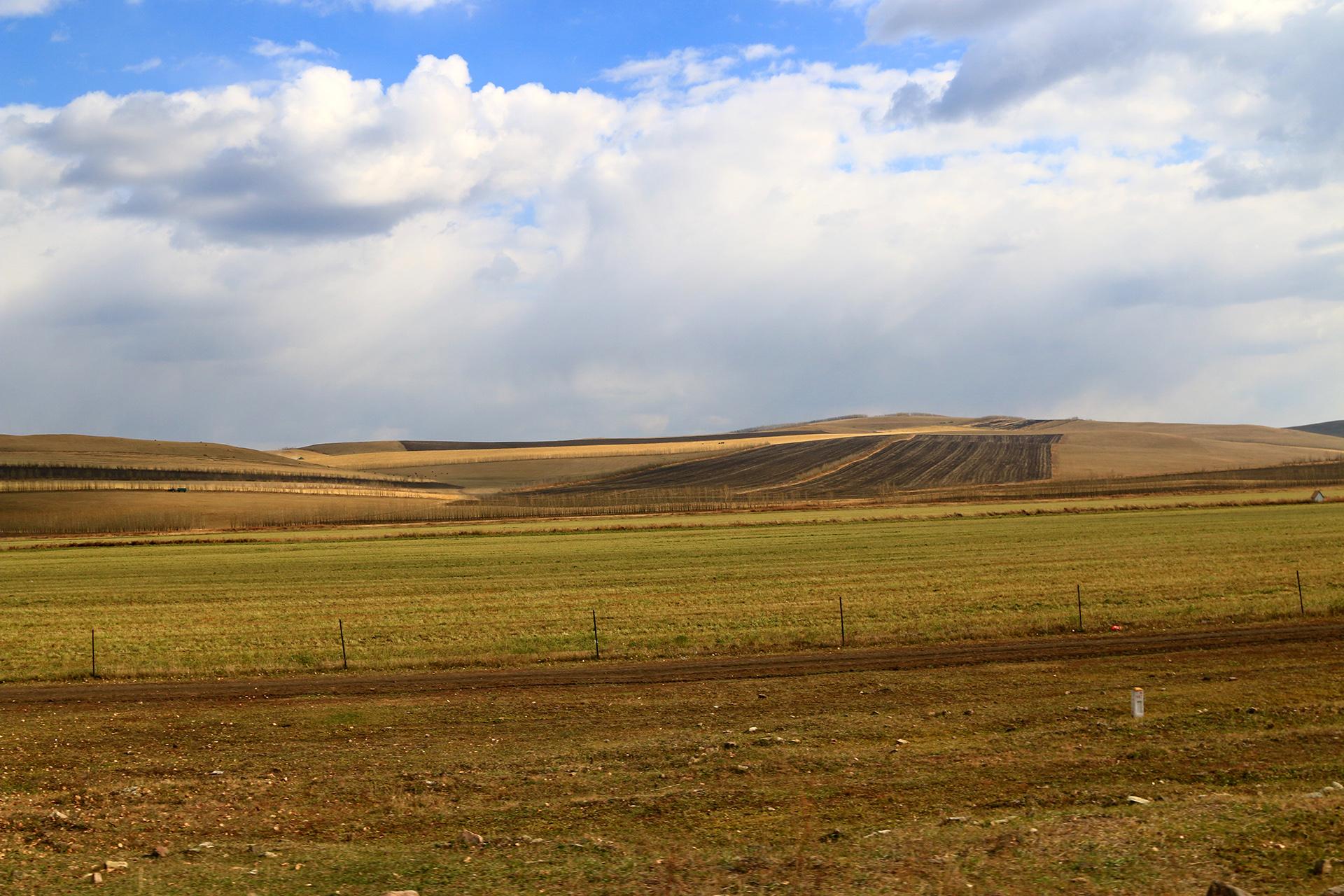 金秋呼伦贝尔,追寻最美的草原,森林和星空 - 额尔古纳图片