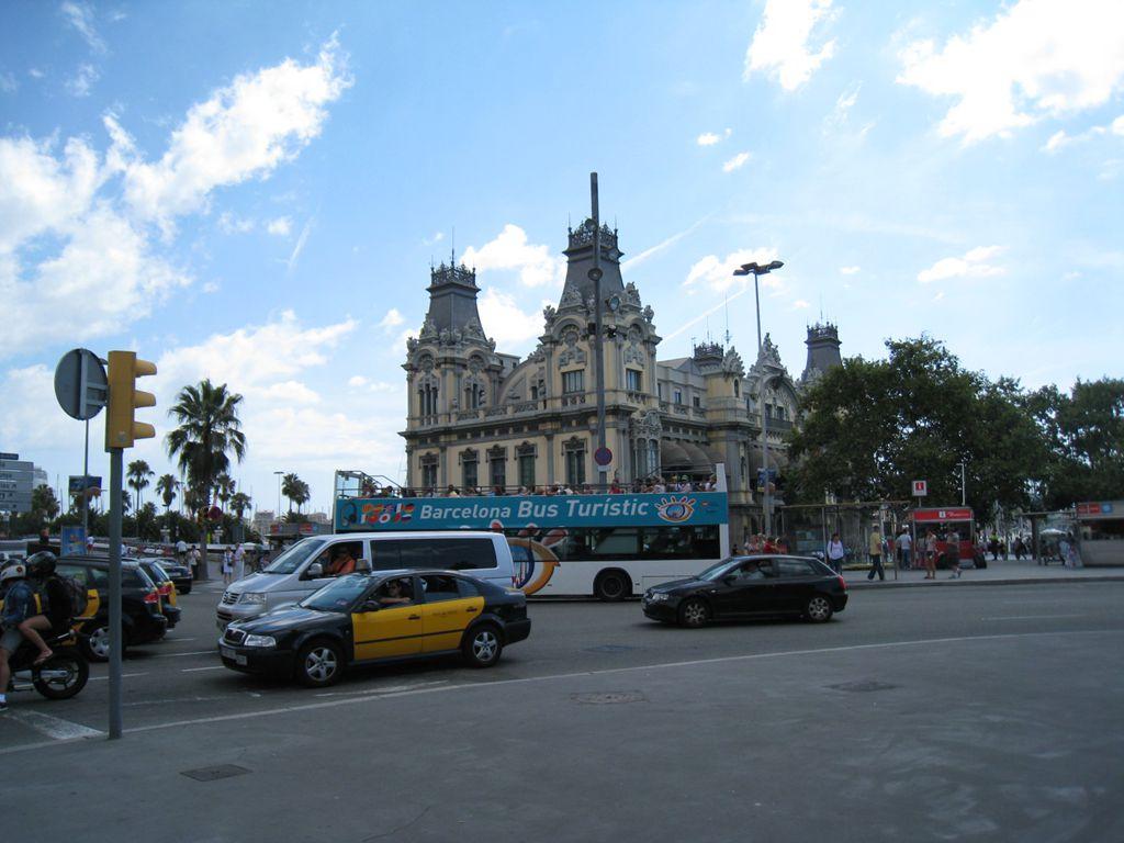 巴塞罗那这个城市