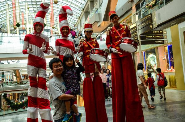 新加坡印度族群的聚集地