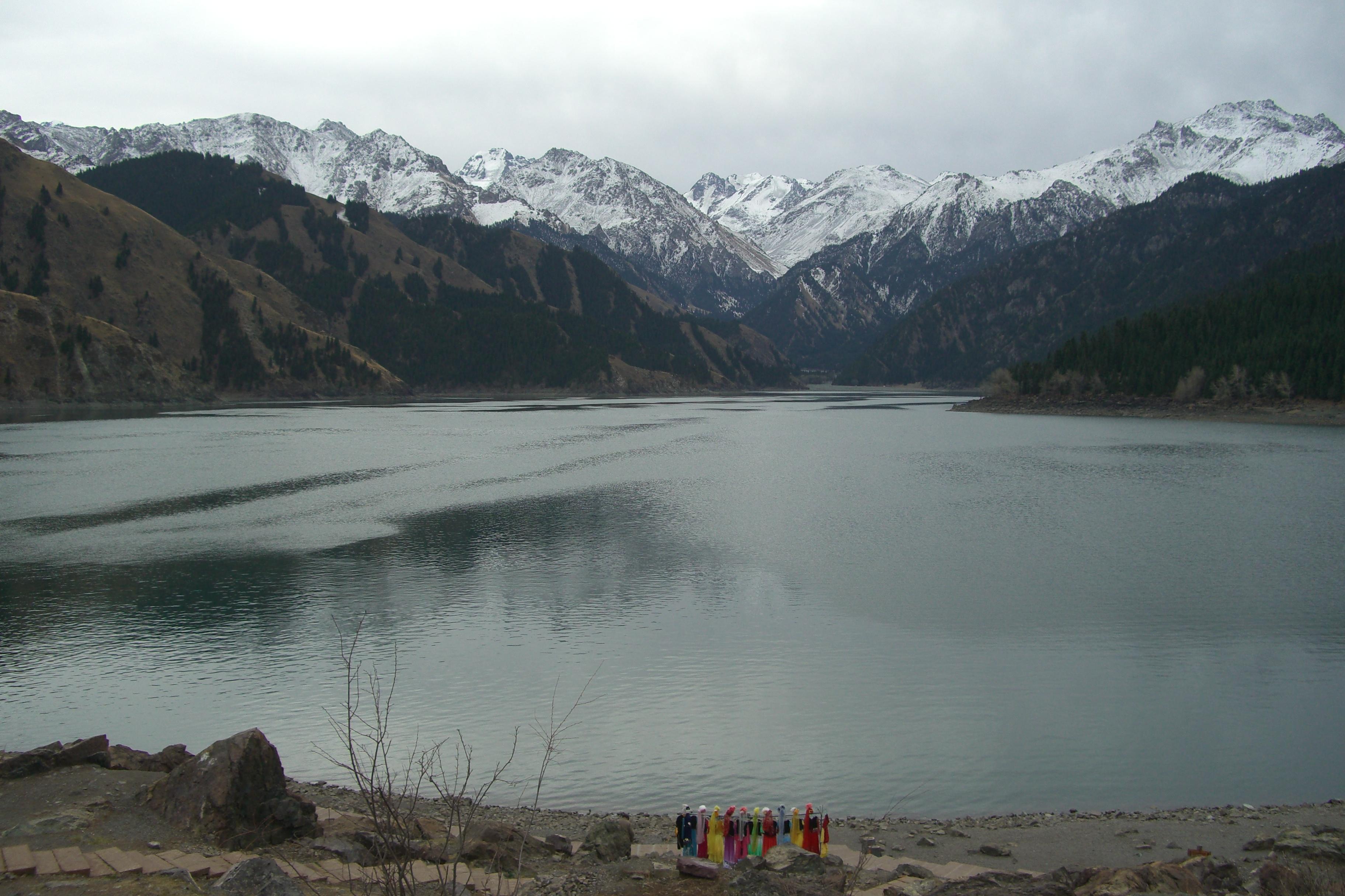 新疆美丽的花纹图片