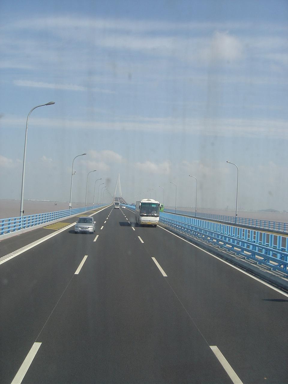 杭州湾跨海大桥,慈溪杭州湾跨海大桥攻略/地址/图片