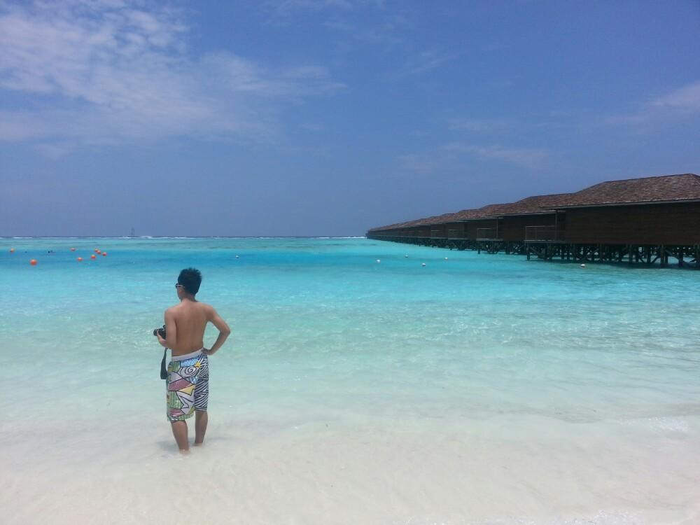 马尔代夫之蜜月岛!