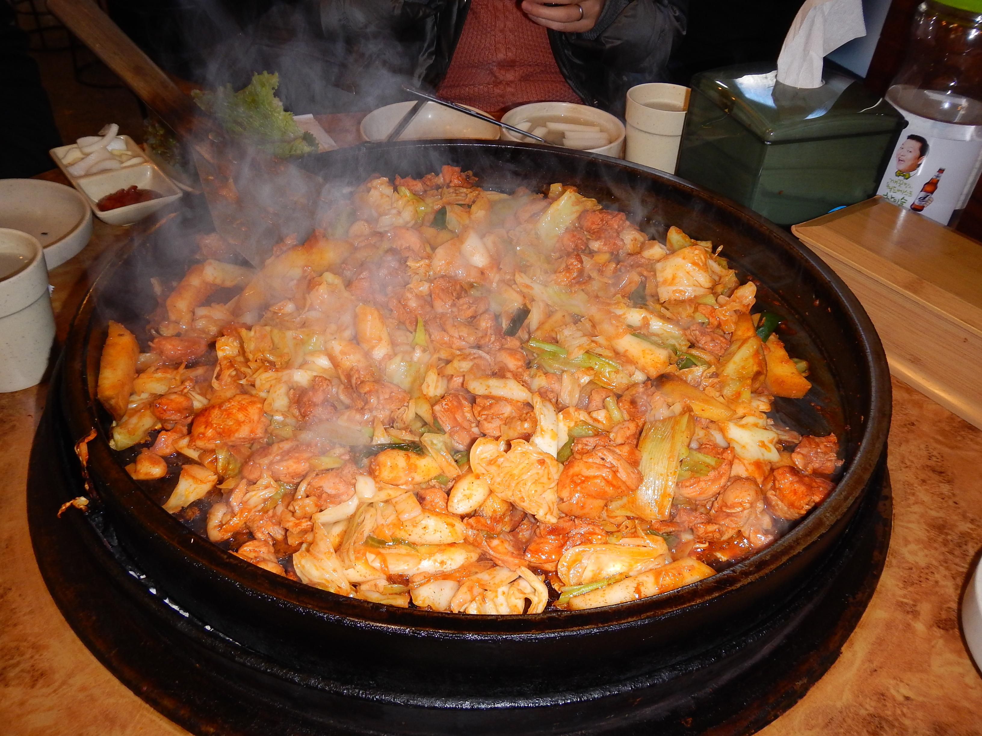 韩国锅的做法大全图解