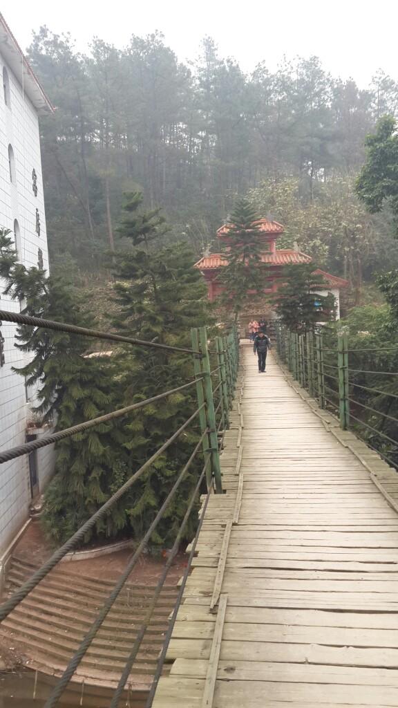 i旅行泸州九狮山风景区之经典