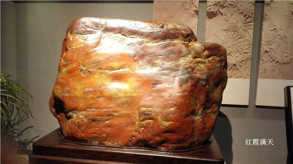 动物形状的奇石图片